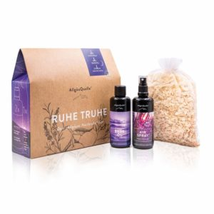 Lavendel-Nachtruhe-Geschenkset