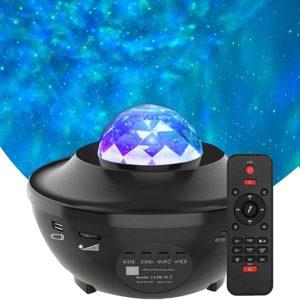 Einschlaftipp-LED-Sternenhimmel